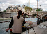 Painting the Seine
