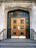 Grace Church School Entrance on 4th Avenue
