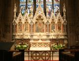 Grace Church Main Altar Detail