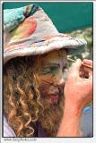 Purim Celebration at Shenkien and Dizengoff 2005