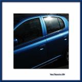 Blue city car, Paris