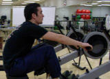 Minnesota Power Pull - 1st Rochester Rowing Club Indoor Rowing Competition and Clinic