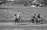 Bikers by Tracks