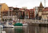 harbour of gijon