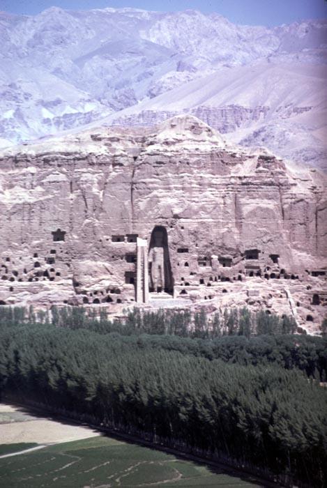 Buddha Statue in Bamiyan