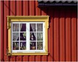 Window in Yellow (Brevik)