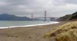 Baker's Beach panorama