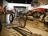 NHRA Motorsports Museum in Pomona California