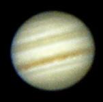 Eyepiece Projection Jupiter