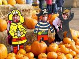 Pumpkin Patch Kids by Nee
