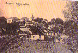 'General view' (at least that appears to be the translation)  of the town from afar.