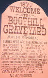 1879 Wecome to Boothill Graveyard & Jewish Memorial