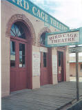 Bird Cage Theatre (now town historical museum)