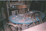Original Poker Table from Longest Continuous Game (8 years, 5 months &3 days!!)