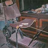Original Tombstone Dental Chair