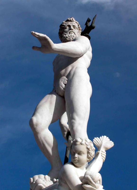 Malaga Bay statue (Palos Verdes)
