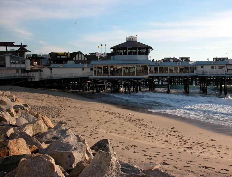 Old Tonys at Redondo Beach Pier