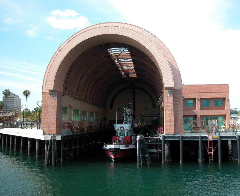 Fire Boat - San Pedro