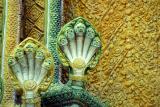 Temple Detail, near Phnom Penh.