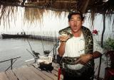 Mr. Ly Haeng, my guide at Angkor.