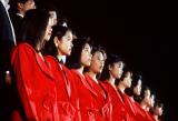 High school kids choir. Thae Pae Gate.