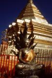 My favorite Wat of all. Wat Phra That Doi Suthep.