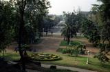 View from Wat Phnom, early morning.