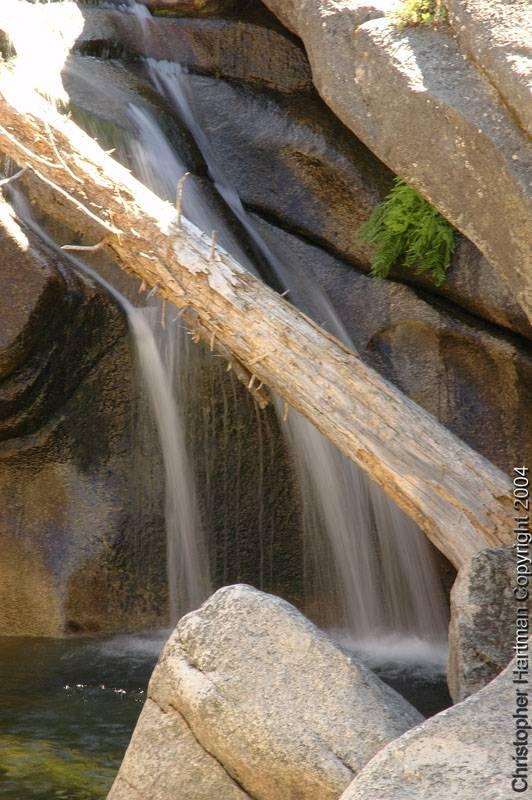 Chilnualna Falls Trail 2