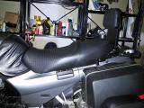 New Concours Seat