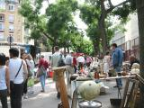 Paris Flea Market at Porte de Vanves