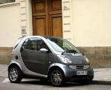 Smart car marketed by Mercedes-Benz