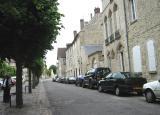 Crépy-en-Valois, a medieval town