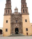 Church in Dolores Hidalgo