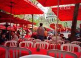 Cafe at Montmarte