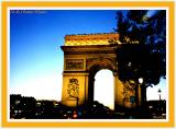 Champs Elysées Blues
