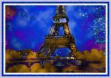Paris in the Blue