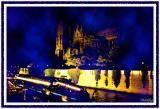 Seine in Midnight Blue