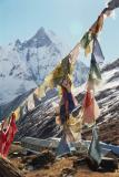 Annapurna base camp      NEPAL 2004