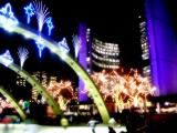 Nathan Philips Square ice rink