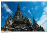 Wat Phra Sri Sanphet : Since 1448 A.D.