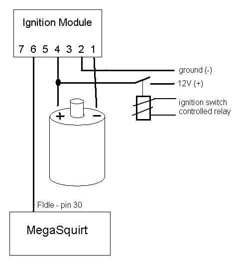 37291874 J Ignition Module Wiring Diagram on