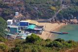 蒲台島海灘