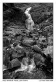 Waterfall at Newlands Hause