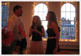 Reception chat