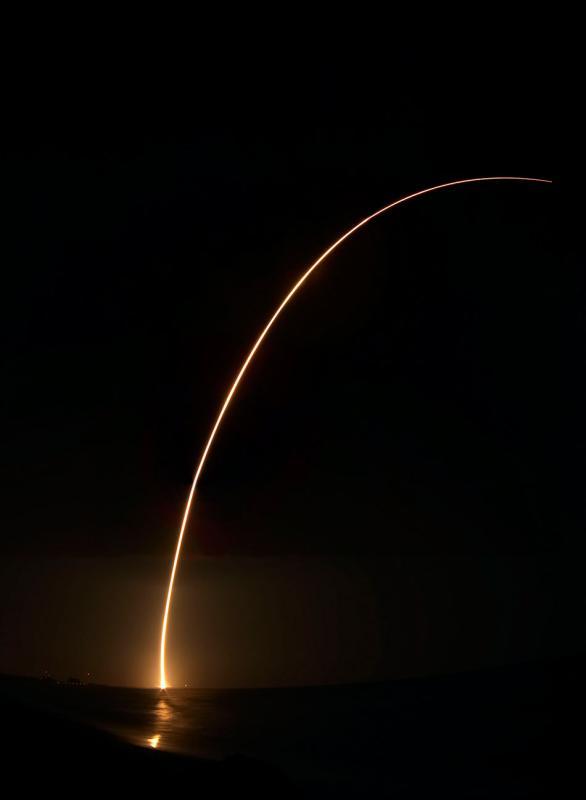 Atlas Night Launch
