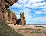 Hopewell Rocks by howard1