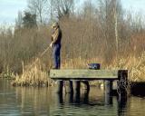 Fishing - before