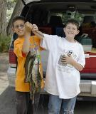 Sam & Chris & their Catch