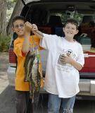 Sam & Chris & their Catch