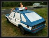 ouature de police factice